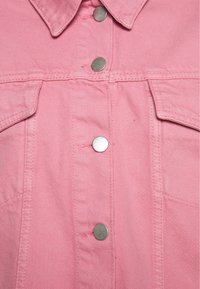 Trendyol - Denim jacket - pink - 2