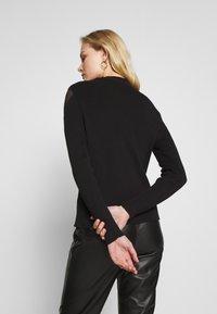 Trendyol - SIYAH - Pullover - black - 2