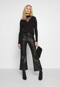 Trendyol - SIYAH - Pullover - black - 1