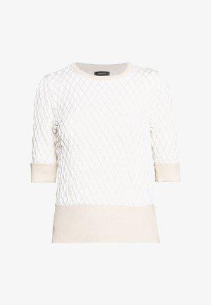 T-Shirt print - stone