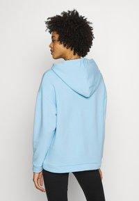 Trendyol - MAVI - Hoodie - blue - 2