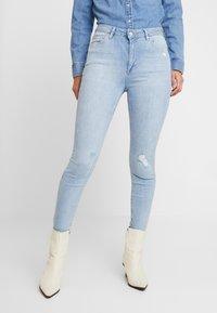 Trendyol - Jeans Skinny Fit - blue - 0