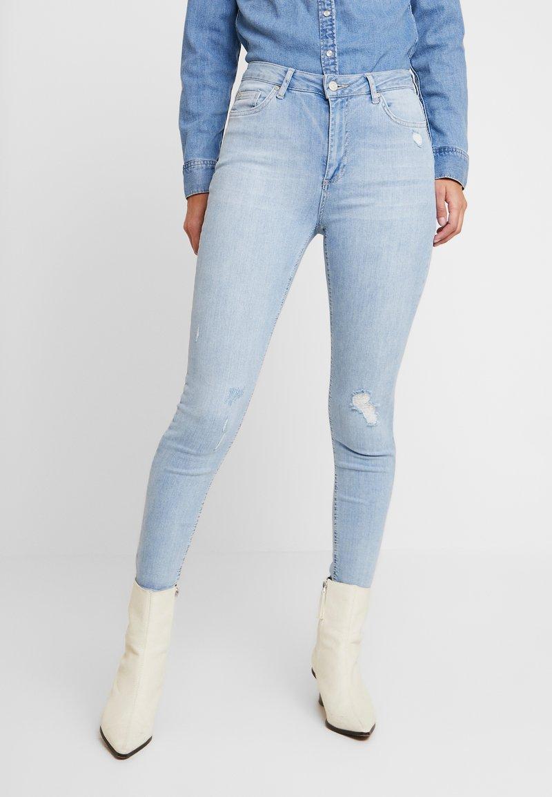Trendyol - Jeans Skinny Fit - blue