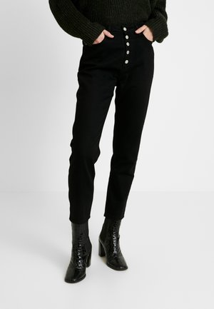 Jeans relaxed fit - black