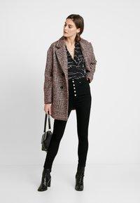 Trendyol - Jeans Skinny Fit - black - 1