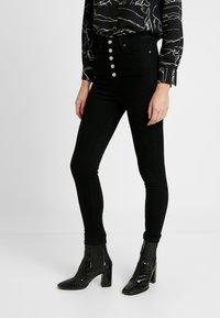 Trendyol - Jeans Skinny Fit - black - 0