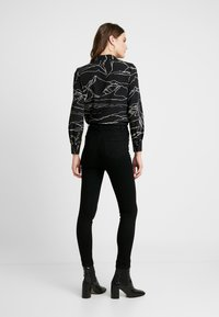 Trendyol - Jeans Skinny Fit - black - 2