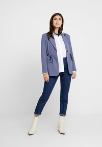 Trendyol - LACIVERT - Jeans relaxed fit - navy - 1