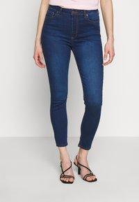 Trendyol - Jeans Skinny Fit - navy - 0