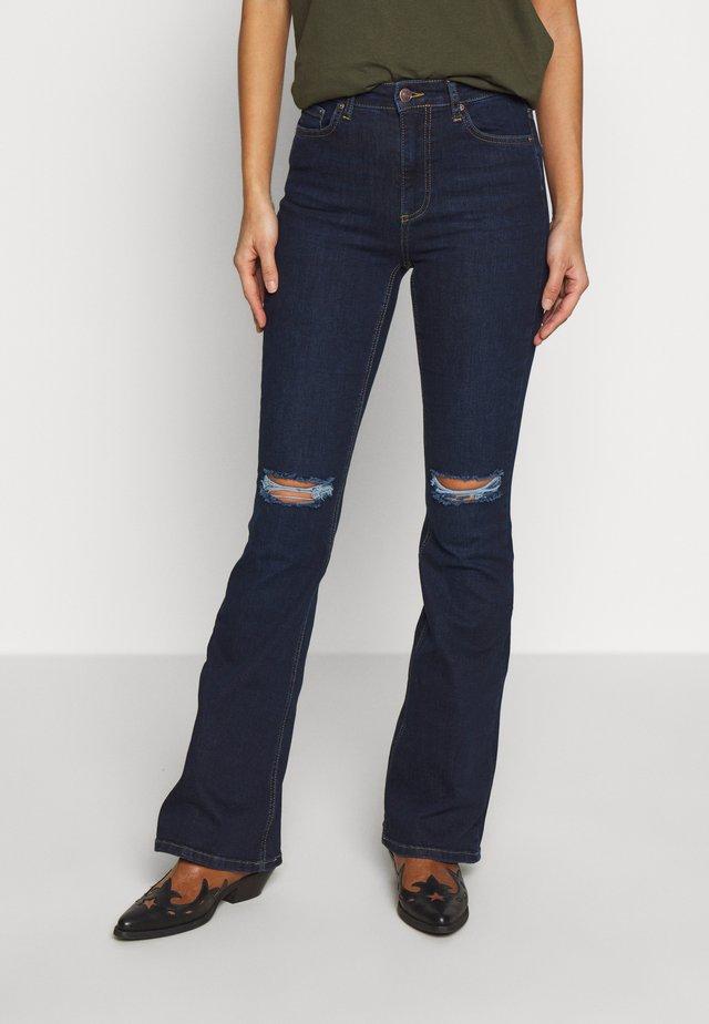 TWOSS LACIVERT - Jeans bootcut - navy