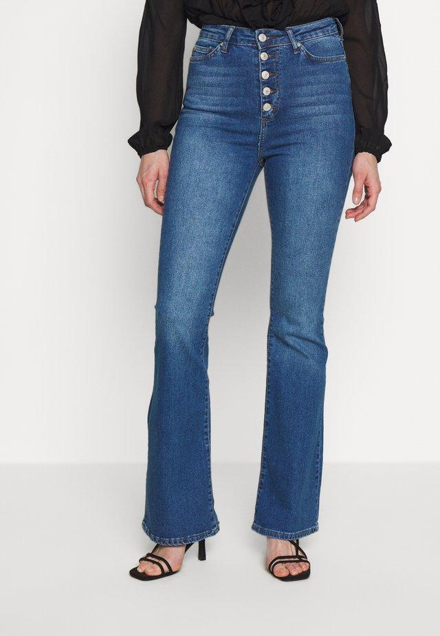 MAVI - Jeans bootcut - blue
