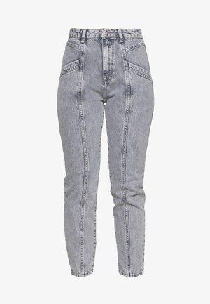Relaxed fit -farkut - gray