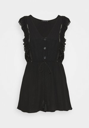 SIYAH - Tuta jumpsuit - black