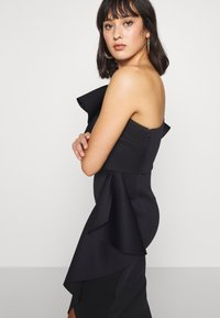 True Violet Petite - ONE SHOULDER MIDI DRESS - Cocktailkjole - navy - 3