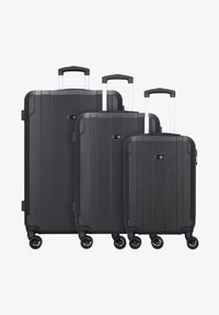 Travel Pal - 3 PIECES - Kofferset - black - 0