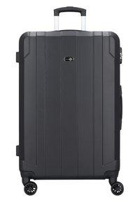 Travel Pal - DOPPELROLLEN - Wheeled suitcase - schwarz - 0