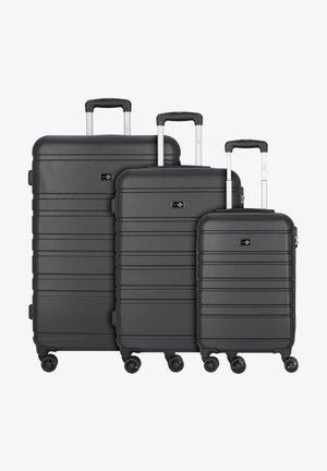 Set de valises - schwarz