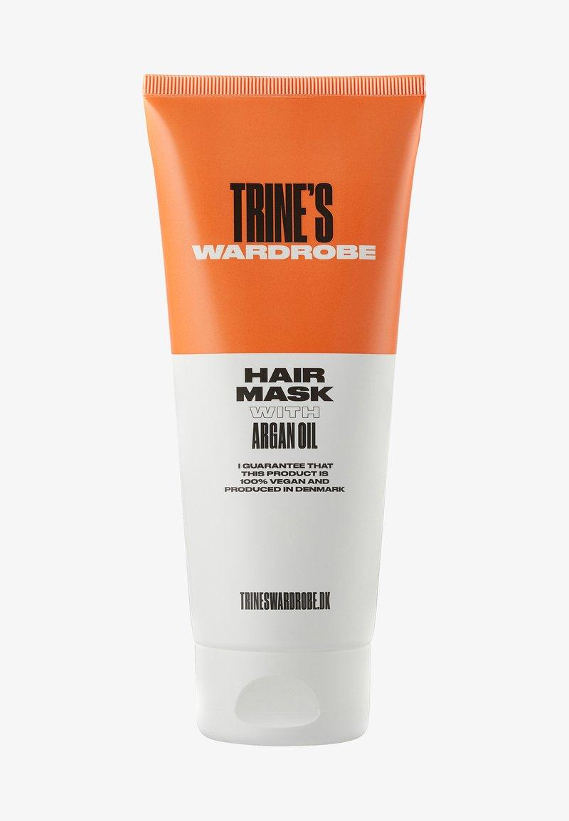 Trine's Wardrobe - TW ARGAN OIL HAIR MASK - Masque pour les cheveux - -