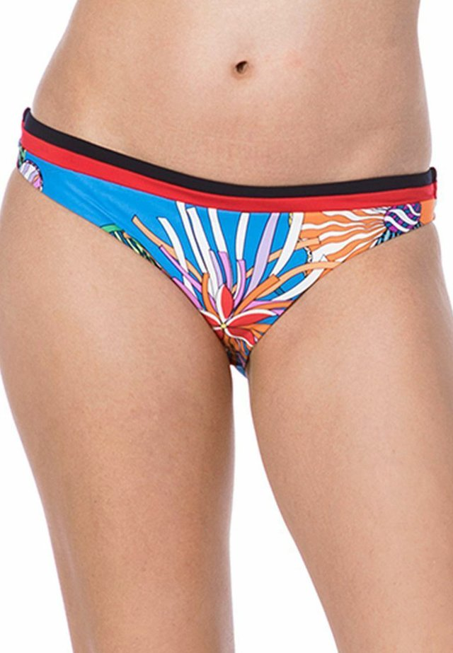 Bikini bottoms - pacific blue