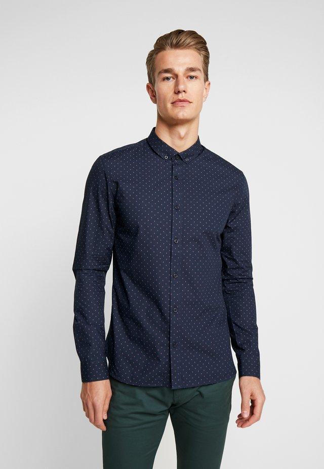 CARTON - Shirt - dark navy