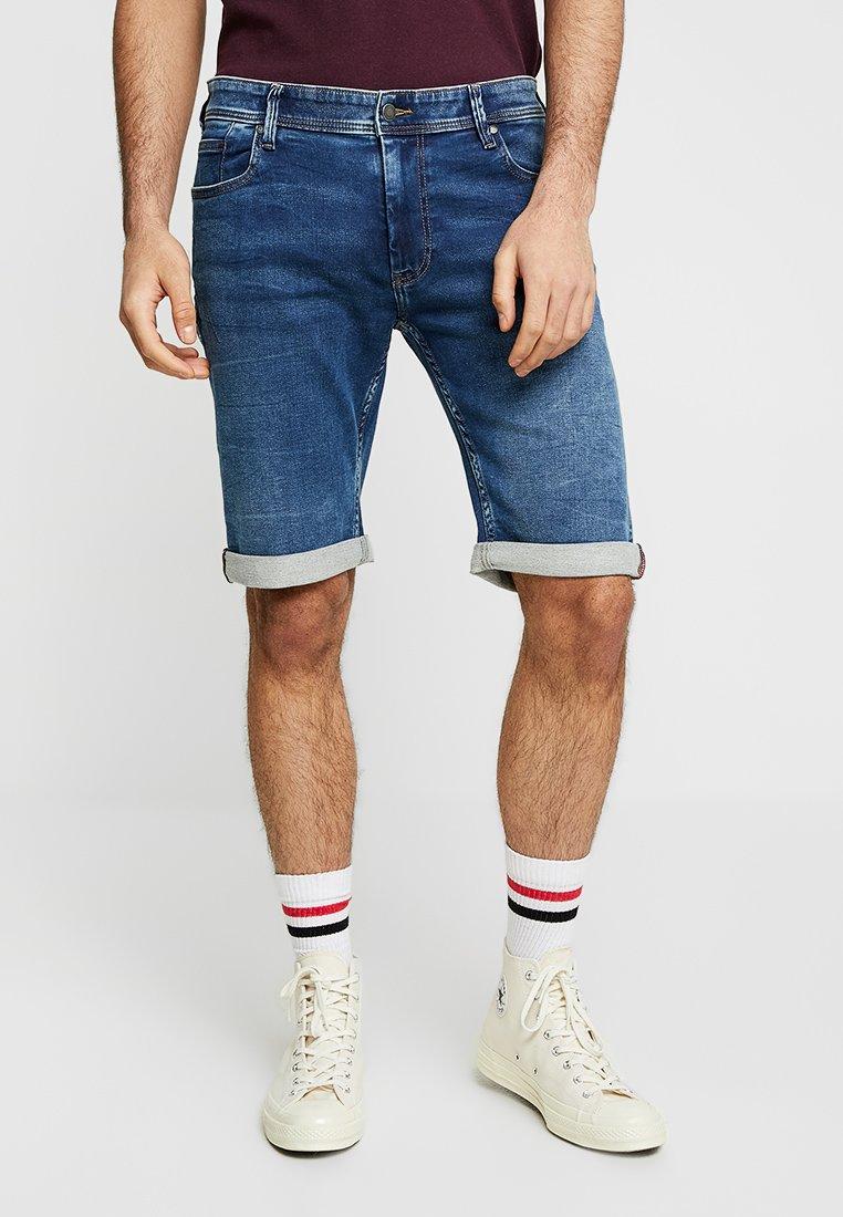 Teddy Smith - SCOTTY - Jeans Shorts - indigo