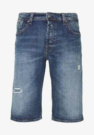 SCOTT - Short en jean - vintage destroy