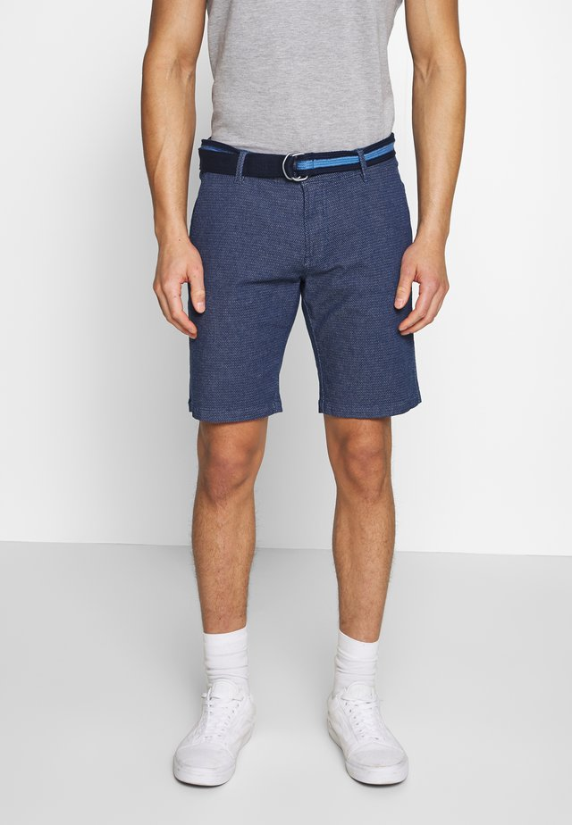 STATON  - Shorts - total navy