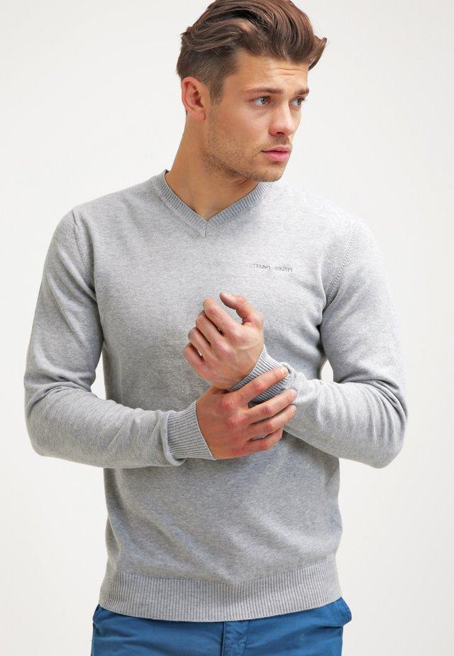 PULSER - Svetr - gris chine