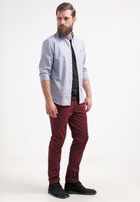 Teddy Smith - Jednoduché triko - noir/gris - 1