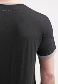 Teddy Smith - Jednoduché triko - noir/gris - 5