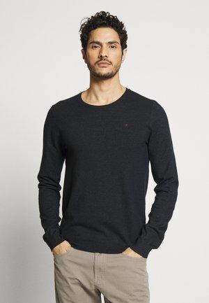 POKI - Pullover - dark navy chine