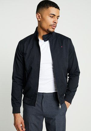 SANSON - Bomber Jacket - dark navy