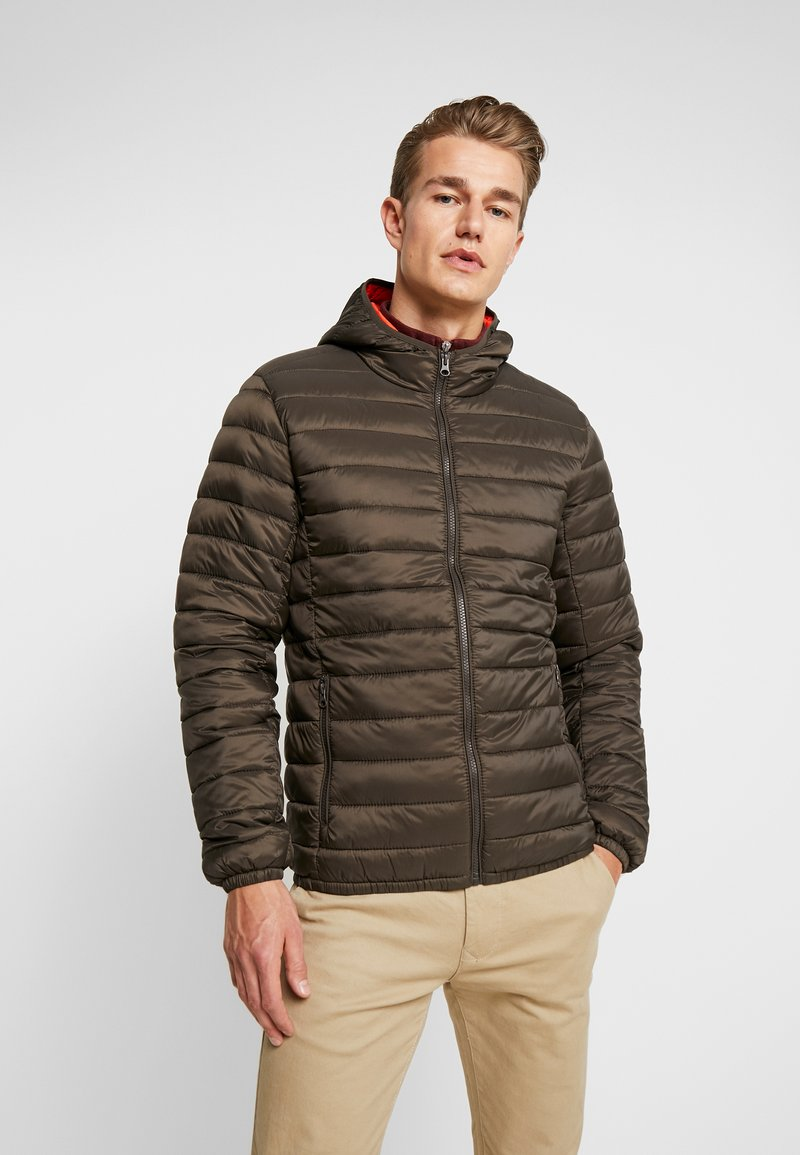 Teddy Smith - BLIGHTER - Übergangsjacke - khaki dark