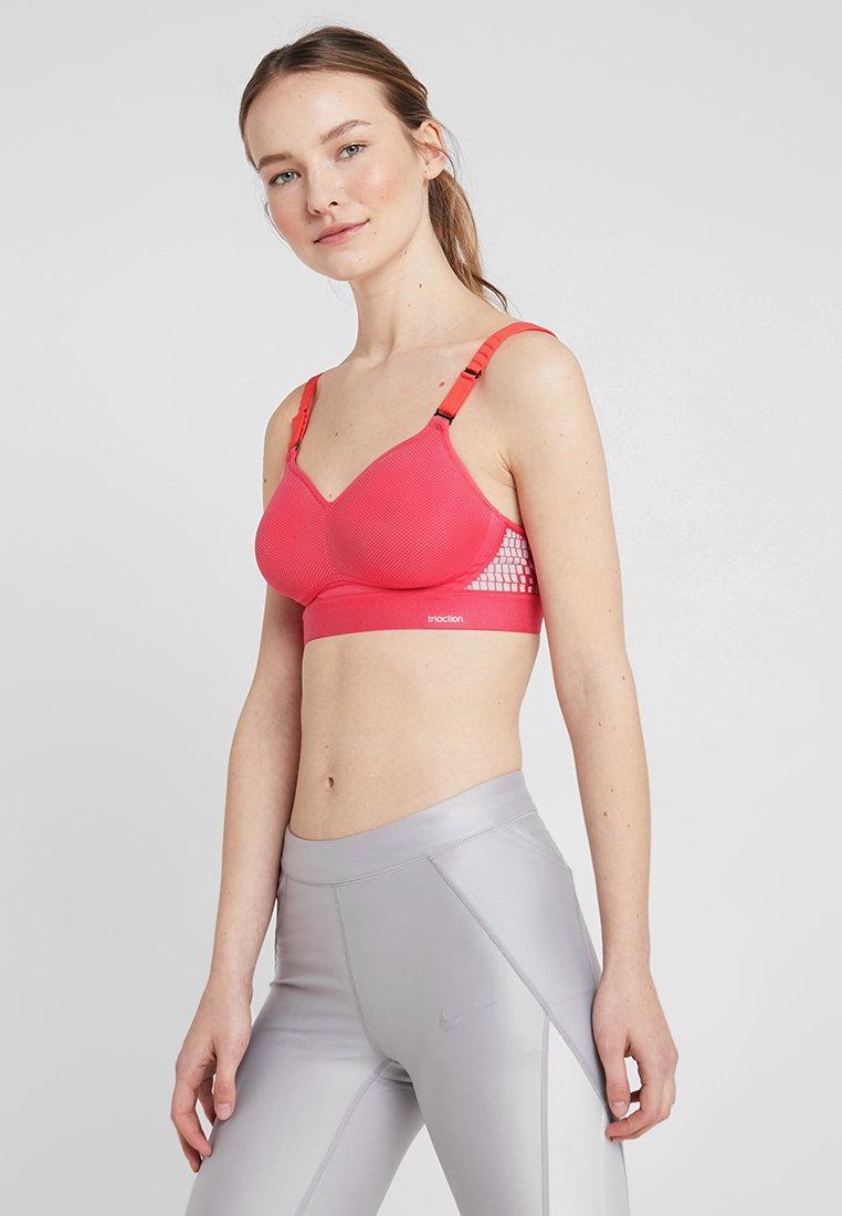 triaction by Triumph - HYBRID LITE  - Sports bra - pink lemonade
