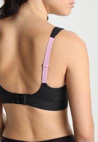 triaction by Triumph - HYBRID LITE  - Sports bra - black - 5