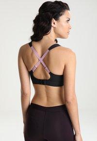 triaction by Triumph - HYBRID LITE  - Sports bra - black - 3