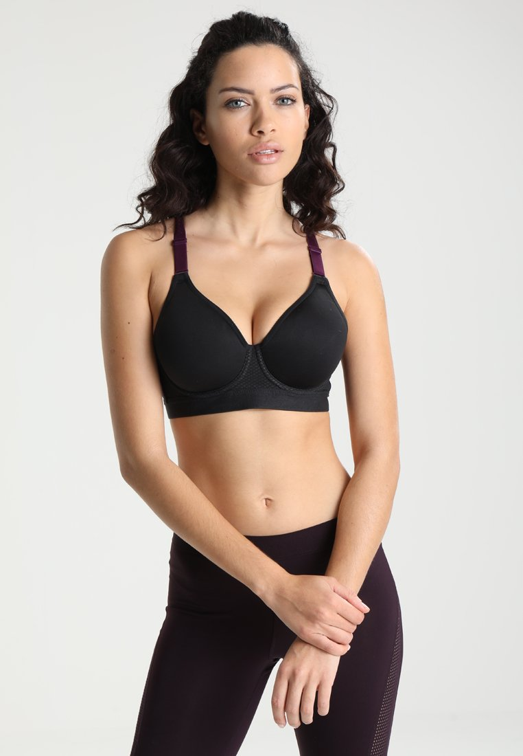 triaction by Triumph - FREE MOTION - Sport BH - black