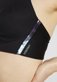 triaction by Triumph - TRIACTION PURE LITE - Reggiseno sportivo - black - 5