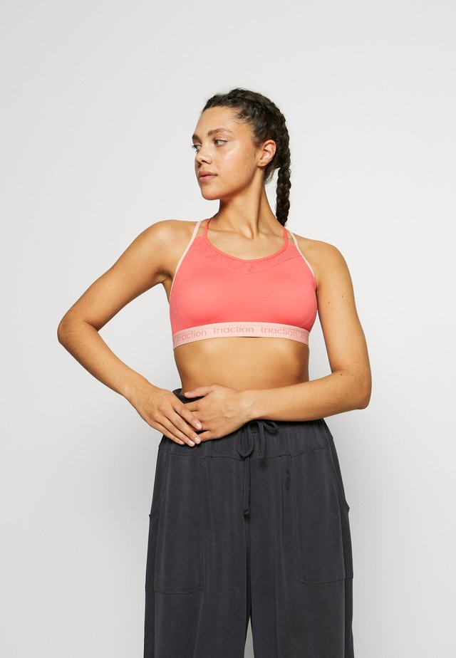 TRIACTION BALANCE - Sports bra - pink