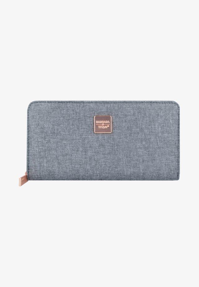 BARBARA - Wallet - grey
