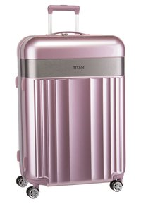 Titan - SPOTLIGHT FLASH - Valise à roulettes - wild rose - 1