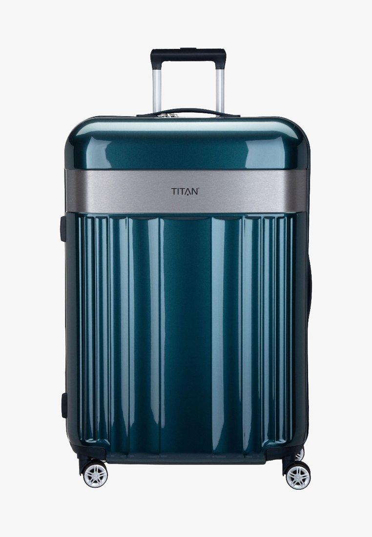 Titan - SPOTLIGHT FLASH - Valise à roulettes - blue