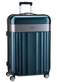 Titan - SPOTLIGHT FLASH - Valise à roulettes - blue - 1
