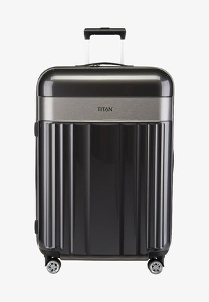 SPOTLIGHT FLASH - Wheeled suitcase - anthracite