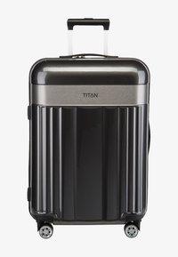 Titan - SPOTLIGHT FLASH - Wheeled suitcase - anthracite - 0
