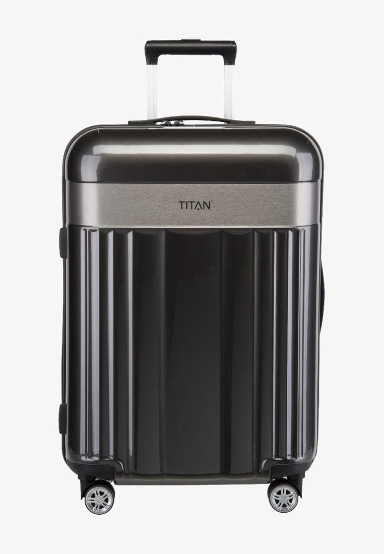 Titan - SPOTLIGHT FLASH - Wheeled suitcase - anthracite