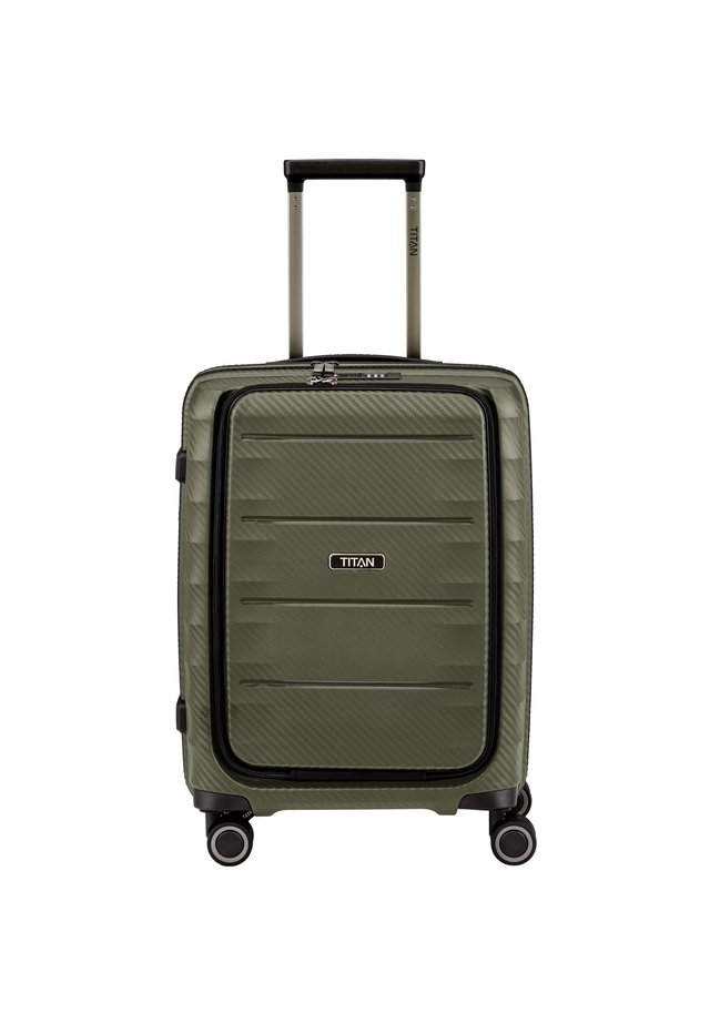 HIGHLIGHT  - Luggage - khaki