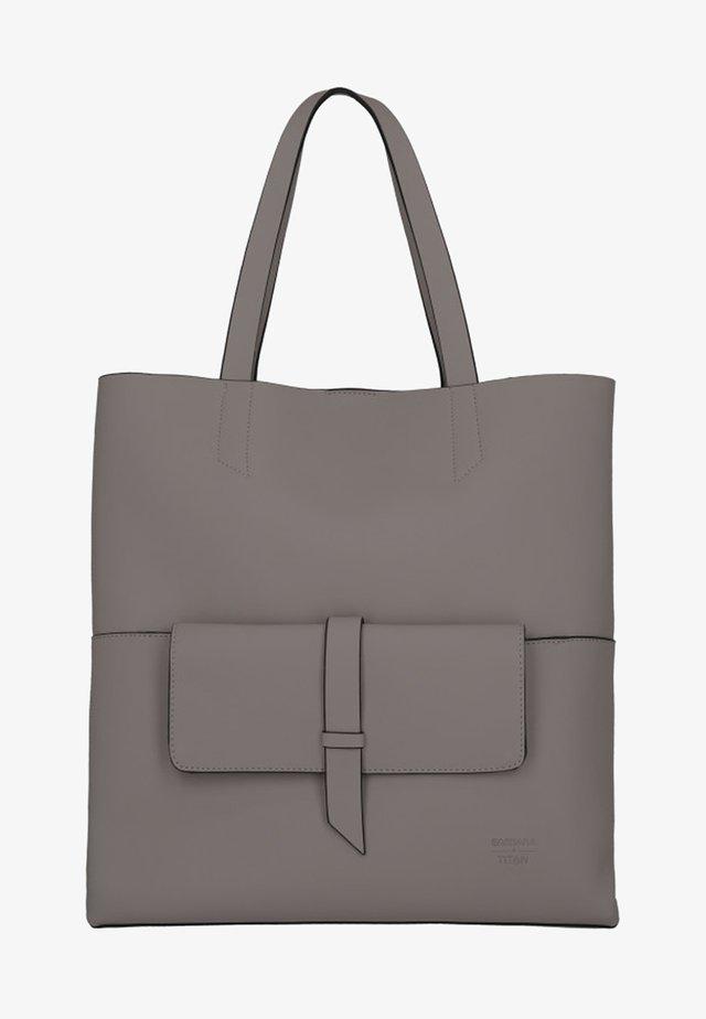 BARBARA  - Shopper - grey