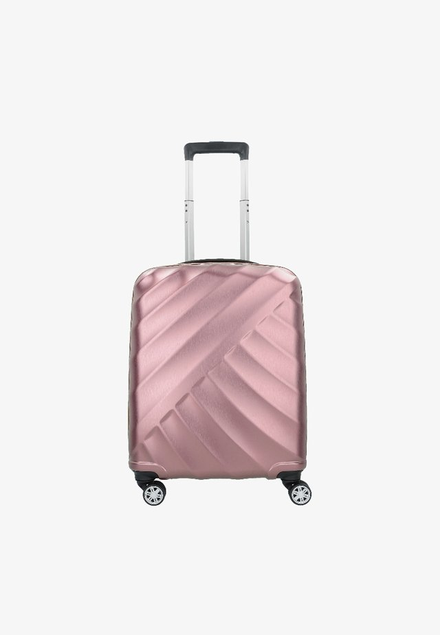 SHOOTING STAR S - Wheeled suitcase - rose