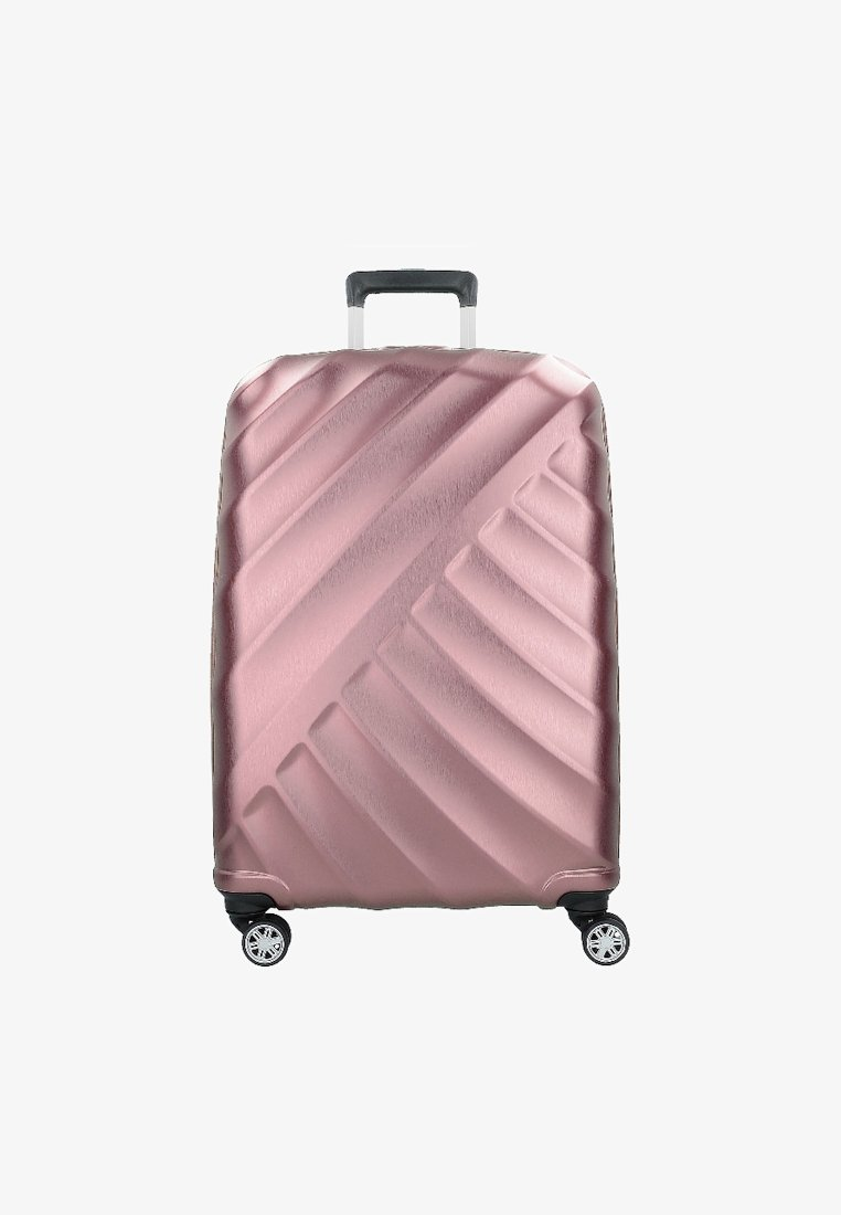 Titan - SHOOTING STAR L 4-ROLLEN - Wheeled suitcase - rose